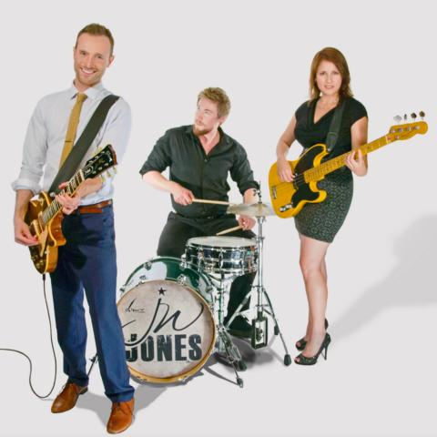 "Sehen Sie ""JW Jones and Band - Kanadas Nr. 1, ein absoluter Top Live- Act"" im Savoy Bordesholm"