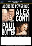 "Sehen Sie ""First Savoy Blues Night feat. Alex Conti & Paul Botter"" im Savoy Bordesholm"