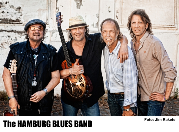 "Sehen Sie ""HAMBURG BLUES BAND feat. Maggie Bell & Miller Anderson: 30th-Anniversary"