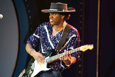"Sehen Sie ""Second Savoy Blues Night feat. Carvin Jones - auf den Spuren von Jimi Hendrix "" im Savoy Bordesholm"